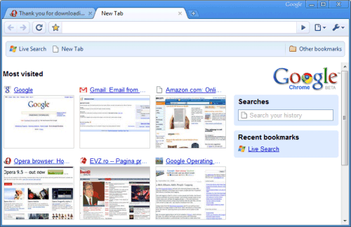 Google Chrome Slows Down Windows  Home Insider Preview