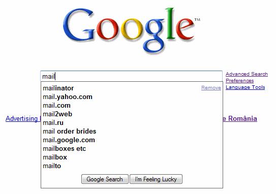 Google Suggest Improves