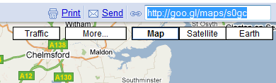 Shorter Google Maps URLs on google plus link, google share link, google short list, google web link,