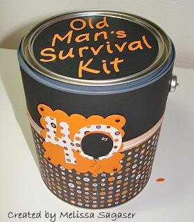 Creative Treasures Old Man 39 S Survival Kit