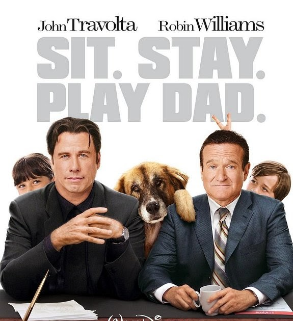 Movie Critical Old Dogs
