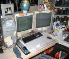 Mein alter Arbeitsplatz