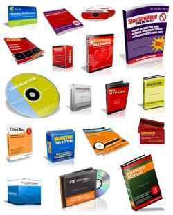 actionPhotoshop Crie Capas de CD/DVD, Livros, Revistas