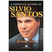 143674 LIVRO A Fantástica História de Silvio Santos