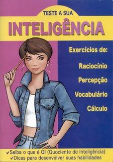 Teste%252BSua%252BIntelig%25C3%25AAncia LIVRO Teste Sua Inteligência
