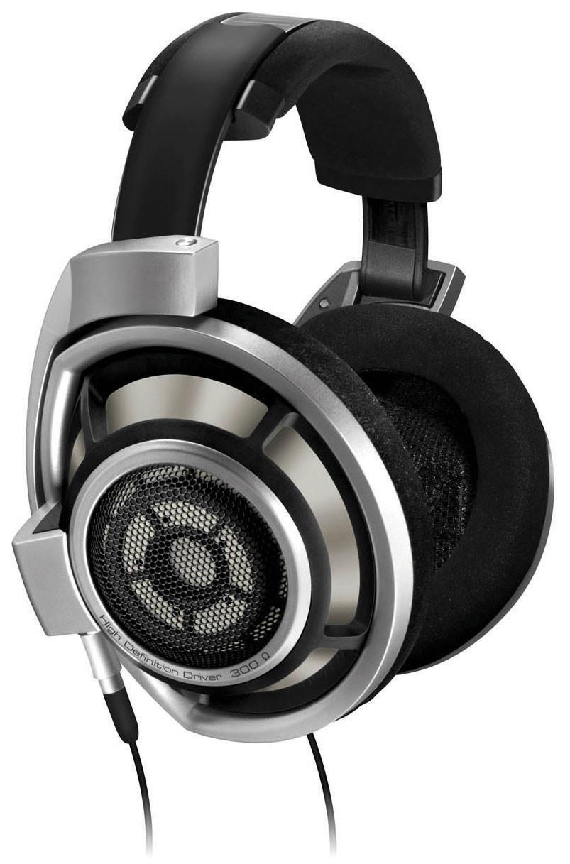 Sennheiser White: The Sennheiser HD 800 Headphone