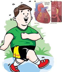 jalan senam jantung sehat