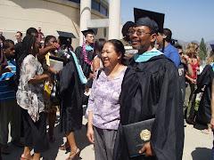CSUSB MA Ed. Graduation