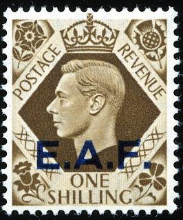 VW Settlement Canada >> King George VI Postage Stamps: East Africa Forces (EAF ...
