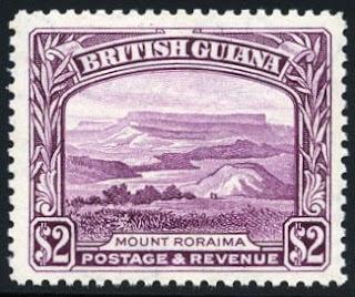 King George Vi Postage Stamps British Guiana 1938 1 Feb 52 Sg308 319