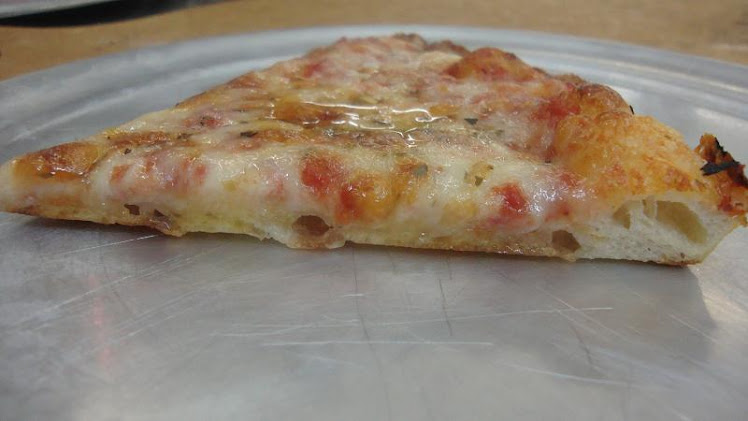 slice Greek Pizza