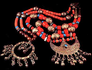 The Foundation Of Life Bedouin Jewelry