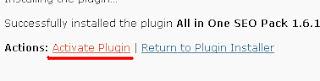 activate plugin stt2 Cara Menginstall Dan Setting Plugin STT 2 Pada WordPress