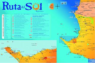 Mapas De Ecuador Febrero 2010