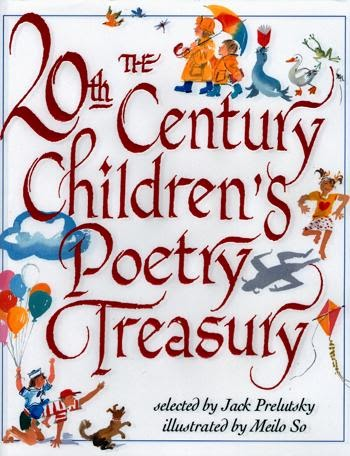 The New Oxford Book of Children's Verse, edited by Neil Philip