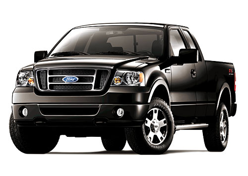 Big Ford Trucks: The Benefits Of A Pick Up Truck