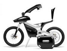 Moto con motor de hidrógeno