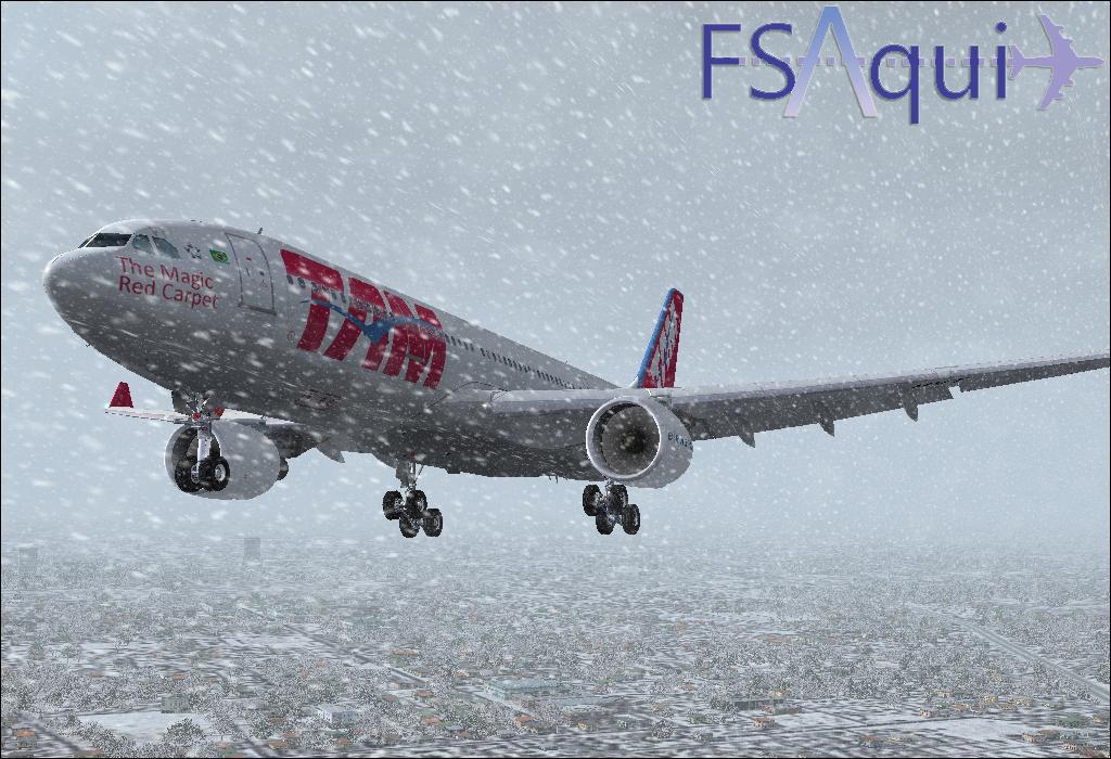 Flight Simulator 2004 Next Generation: [FS9/FSX]Simmer Sky