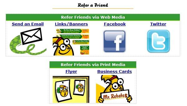 mr rebates tips referral program
