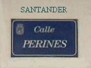 Una calle de Santander con solera