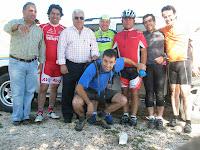 Equipa e Staff de apoio a Fátima