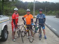 Rui,Tino e Zel