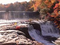 DeSoto Falls, Alabama