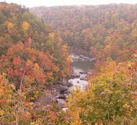 Little River Canyon, Alabama-Fall 1