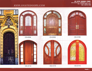 New York Custom Wood Doors Architectural Products