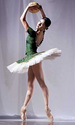 Paloma Herrera u2013 American Ballet Theatre & AT THE BARRE LIFESTYLE: September 2010
