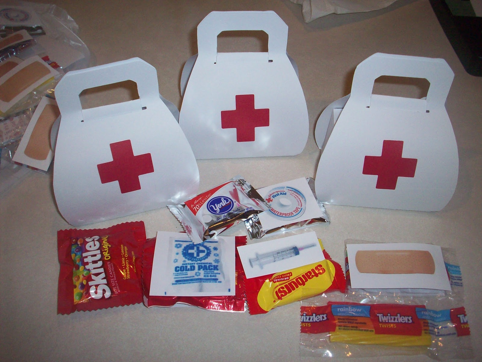 Nurse Goodie Bags Ospecks Bulk Gift Bags With Thank You