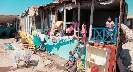 Αποτέλεσμα εικόνας για οικισμό γύφτων της Χαλκηδόνας