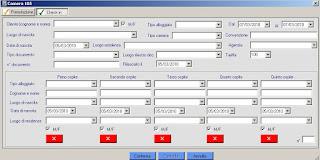 checkin Nuovi screenshots del software