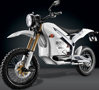Zero DS Electric MotorCycle