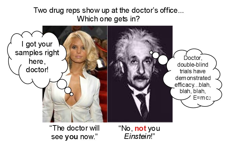Pharma Marketing Blog Dumb Blonde Reps Vs Slovenly Genius Reps