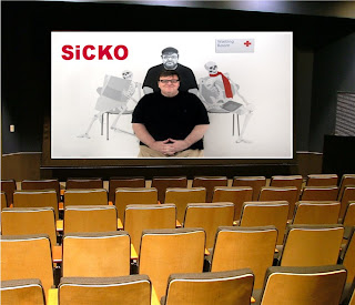 sicko film journal Sicko and moore 7 july 2016 a writer from the new england journal of the point which gupta touches upon is highly relevant to moore's technique in the film.