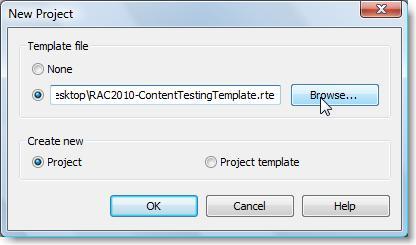 Revit Family Test Environment Template Infinite Bim