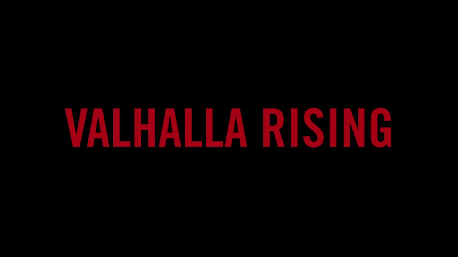 Shift Command Three Valhalla Rising Nicolas Winding Refn