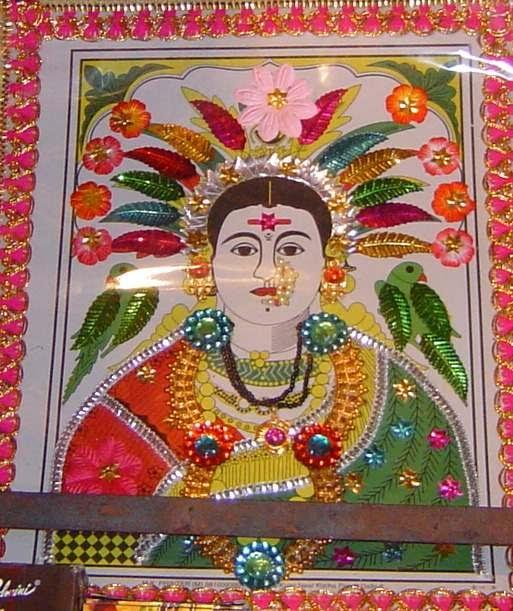 Mumbai Magic: Mystery Goddess