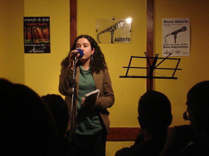 club mujer pequeño en Salamanca