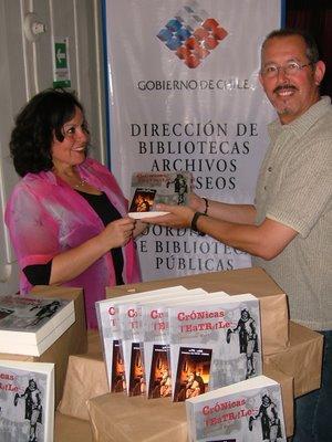 Donación a bibliotecas