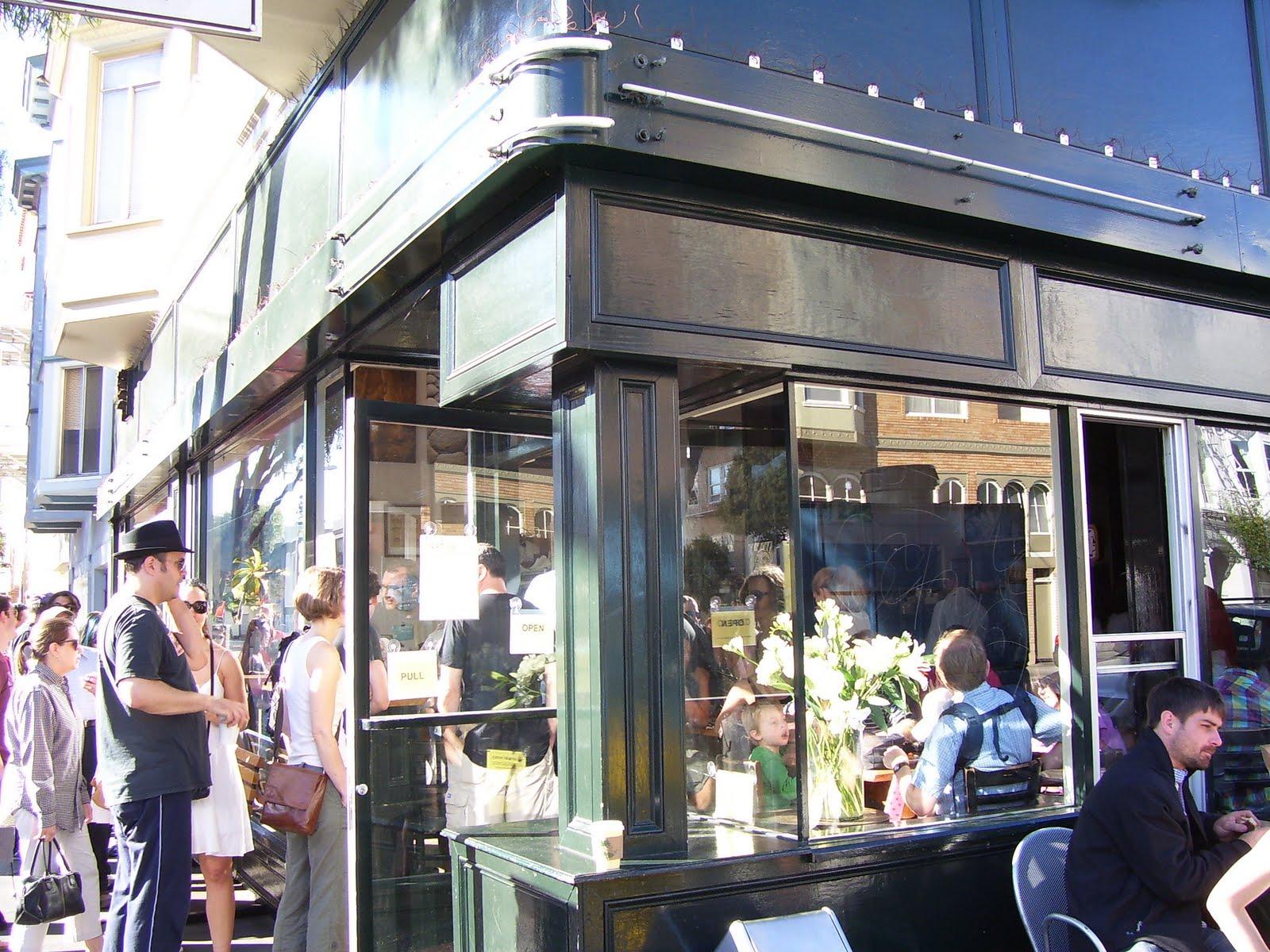 Breakfast at Epiphany's: Tartine Bakery & Cafe  Breakfast at Ep...