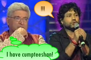 Javed Akhtar Mission Ustaad TV Kailash Kher