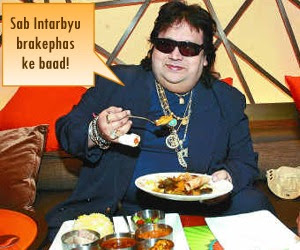 Low Cal Diet Bappi Lahiri