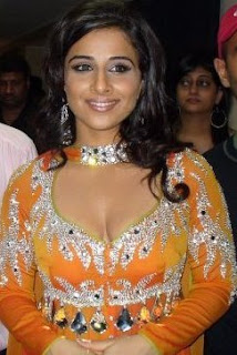 Vidya Balan 2008 Filmfare Awards