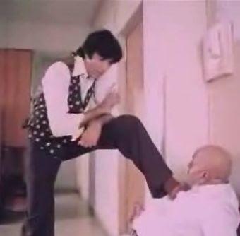 Shahrukh Khan versus Amitabh