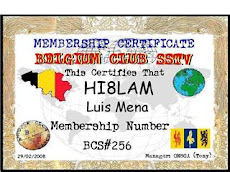 BELGUIM CLUB SSTV