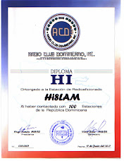 1er. DIPLOMA HI 100