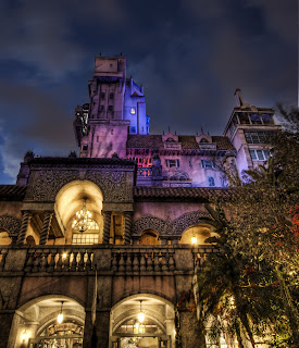 Tower of Terror HDR