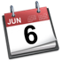 iCal icon June 6th 2007